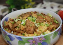 鲷鱼炖豆腐