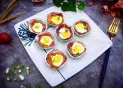 原味培根鹌鹑太阳蛋