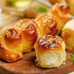 零難度脆底蜂蜜小面包的做法[圖]
