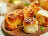 零难度脆底蜂蜜小面包的做法[图]