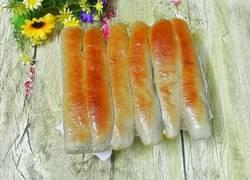 草莓馅•芝麻面包