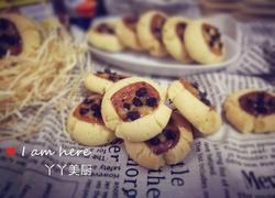 沙拉酱芝士曲奇饼