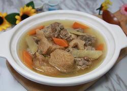 猴头菇姜鸭汤
