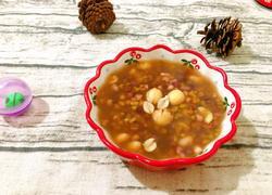 红豆薏米莲子汤(快速便捷版)