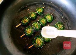 烤韭菜的做法图解15