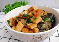 鲶鱼烧豆腐