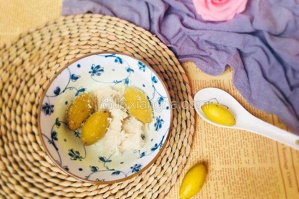 清炖橄榄汤(四季皆宜)