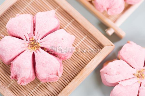 桃花酥‖ 桃花都开了 怎能不尝一口粉嫩春光