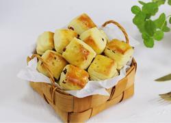 蔓越莓炼乳面包块