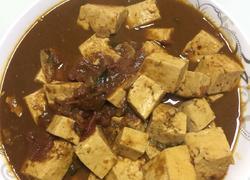 西红柿烩豆腐