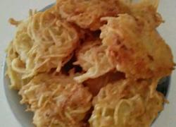 土豆肉未饼