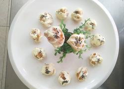 芥末沙律虾球