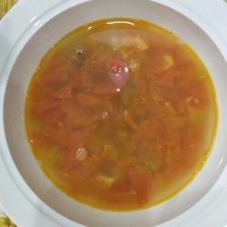 牛肉柿子汤的做法[图]