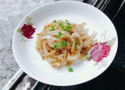 虾皮洋葱丝