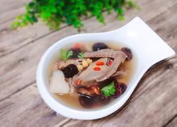 山药香菇鸽子汤