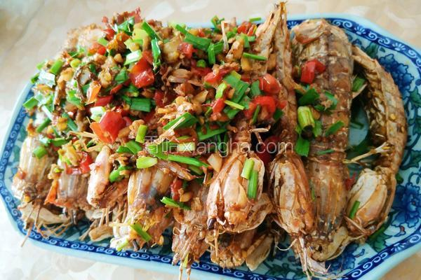 香酥皮皮虾