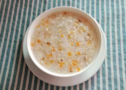 胡萝卜香菇鸡肉粥(宝宝辅食)