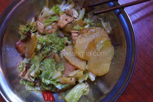 香锅小炒肉