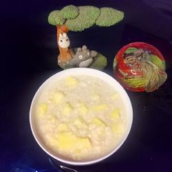 苹果燕麦粥的做法[图]