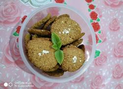 燕麦片酥饼