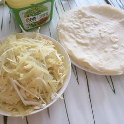 土豆丝卷饼的做法[图]