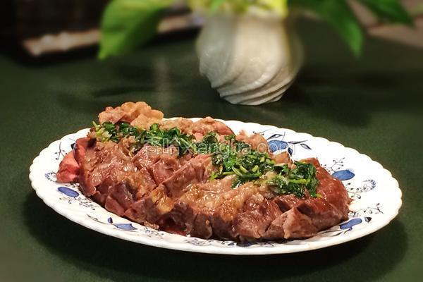 西式羊腿肉