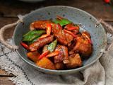 红烧排骨炖土豆的做法[图]