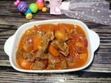 #河北家乡菜#番茄炖牛腩的做法[图]
