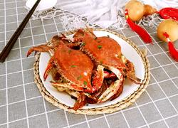 葱姜梭子蟹