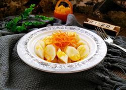 鲜橙酿山药