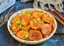 蚝油酱汁杏鲍菇