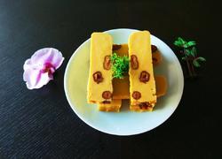 北京#特色小吃黄米面年糕