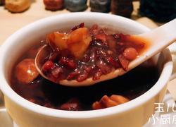 红豆板粟养生粥