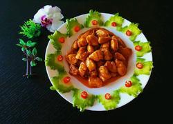 北京特色 糖醋鸡丁