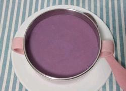 紫薯米饮 (宝宝辅食)