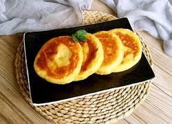 奶香地瓜饼