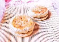 白菜肉渣粉条馅饼