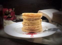 酥皮红薯饼