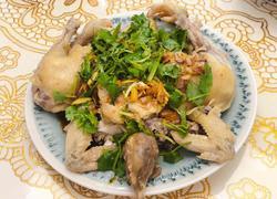 粤式红葱头淋鸡