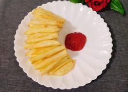 薯条(家庭版)
