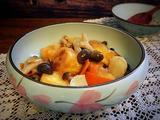 蟹味菇煨日式豆腐的做法[图]
