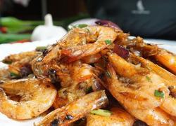 椒盐香辣虾