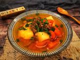 番茄土豆牛腩的做法[图]