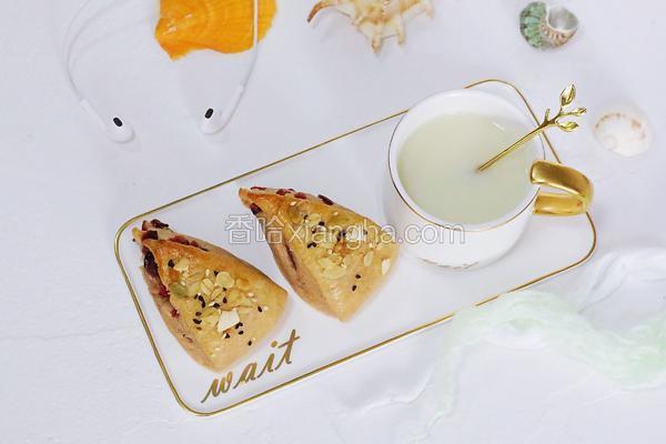 #下午茶#肉桂蔓越莓司康