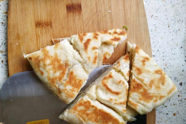 怎样做发面葱油饼_发面葱油饼的做法_菜谱_香哈网