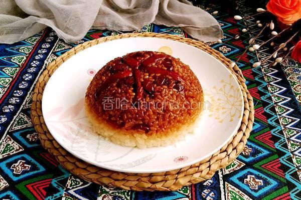 养颜糯米饭