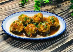 (蒸菜)香菇酿肉