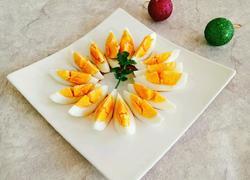 凉拌开花鸡蛋
