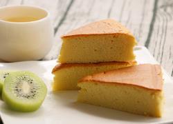 古早味酸奶蛋糕(水浴法)