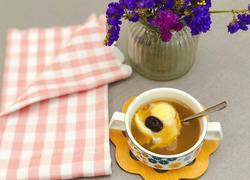 红糖姜蛋汤